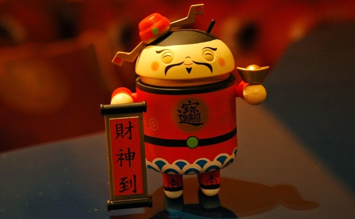 Chinese Android Smartphone comes with Pre-installed Spyware