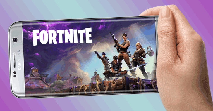 Epic Games Fortnite for Android–APK Downloads Leads to Malware