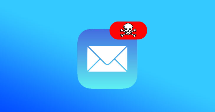 iPhone email hacking