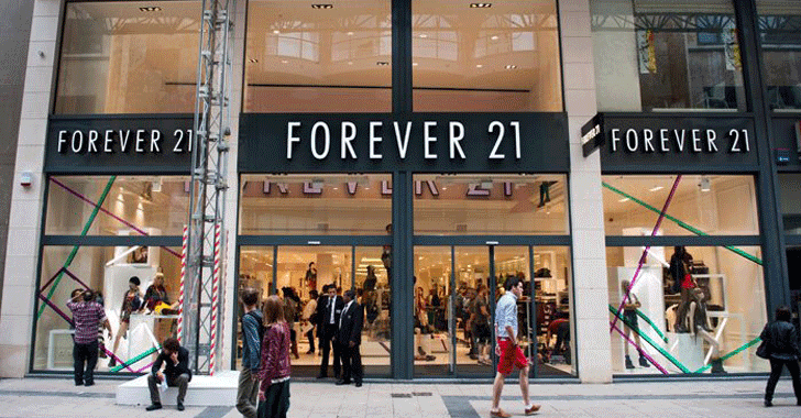 Forever 21 Warns Shoppers of Payment Card Breach at Some Stores