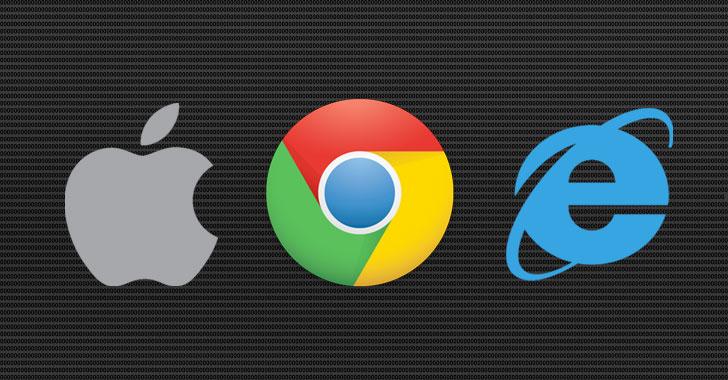 iOS, Chrome, IE Zero-Day Flaws