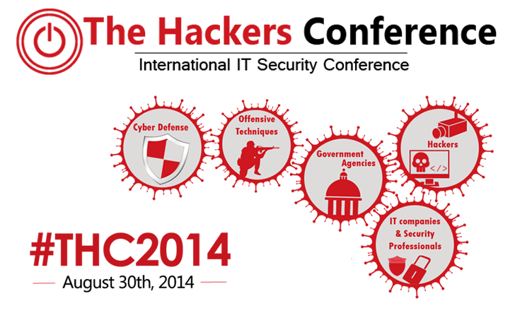 India to Host 3rd Annual 'The Hackers Conference' this Year in August