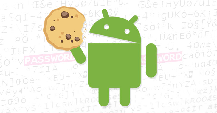 android cookie stealing malware