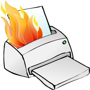 Trojan.Milicenso Print Bomb - Printer Trojan cause massive printing