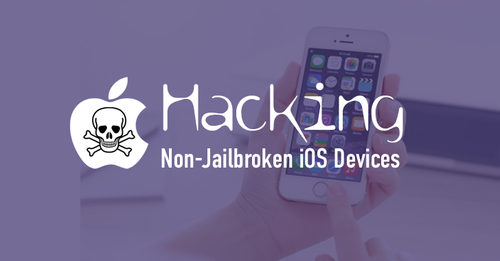 Warning — Hackers can Silently Install Malware to Non-Jailbroken iOS Devices