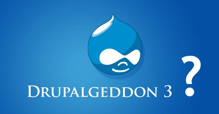 Drupalgeddon3