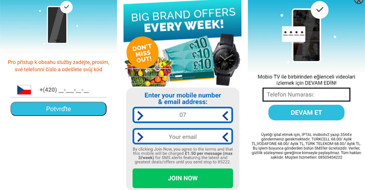 Over 10 Million Android Users Targeted With Premium SMS Scam Apps